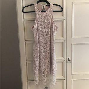 Express Lace Dress - Size Med